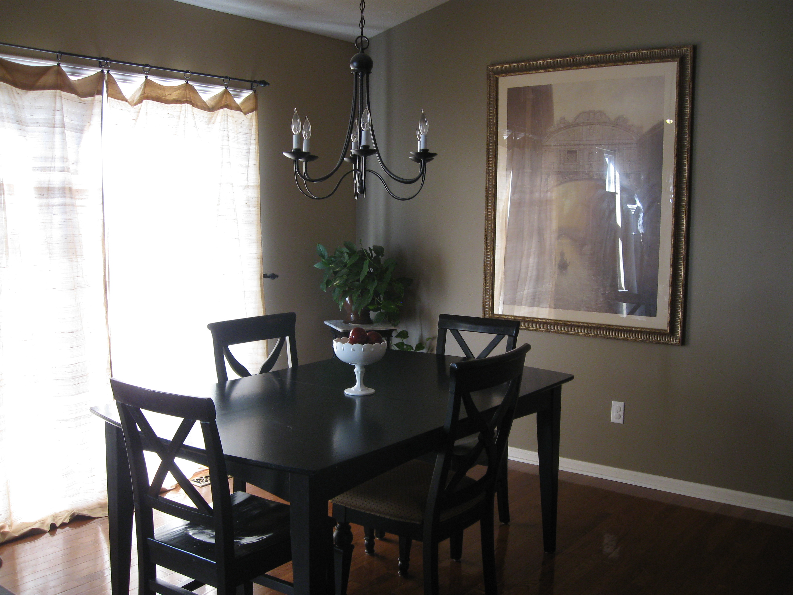 Lowes color scheme home design ideas for Dining room wall colors